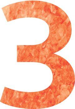 3 land number
