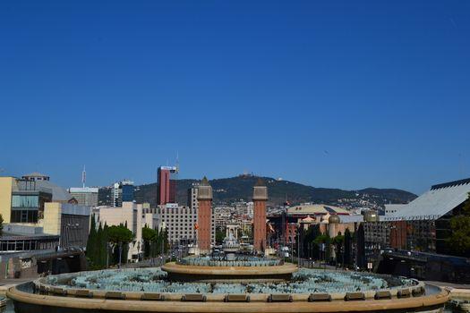 Fountain in Batcelona