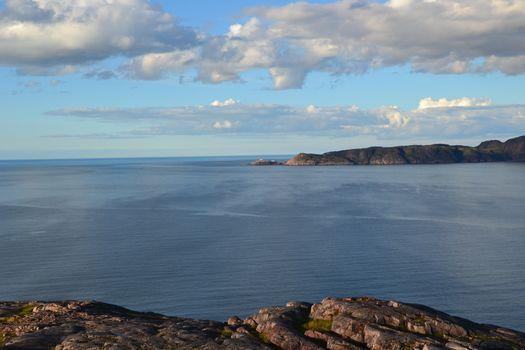 Barets sea and sky