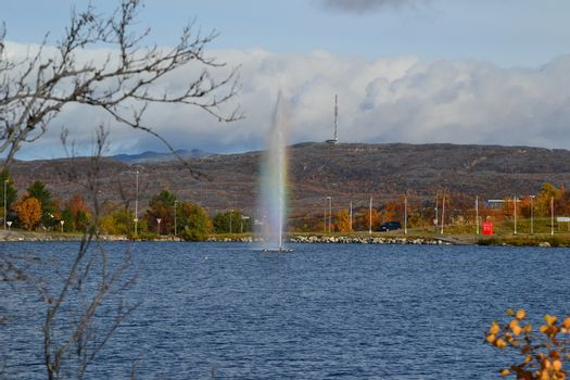 Fountain in Norway