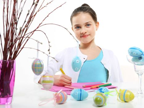 Spring preparation for Easter