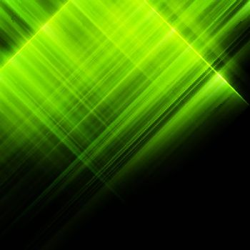 Bright luminescent green surface. EPS 10 vector file included