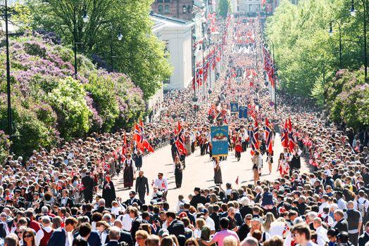 17 may oslo norway parade