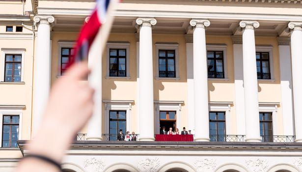 17 may oslo norway Royal Family even closer