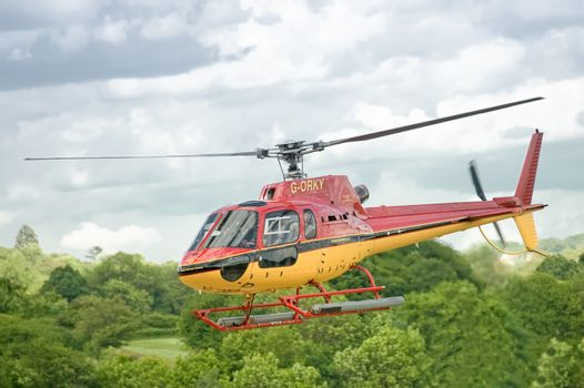 Gorky helicopter