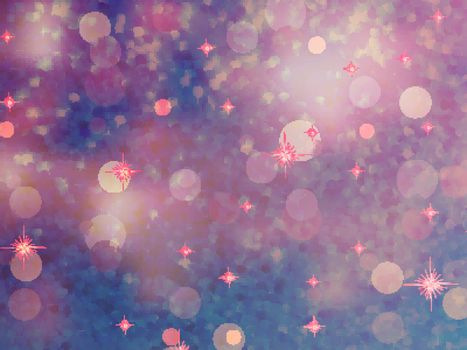 Abstract background of defocused beidge lights. glitter background. EPS 10 vector file included