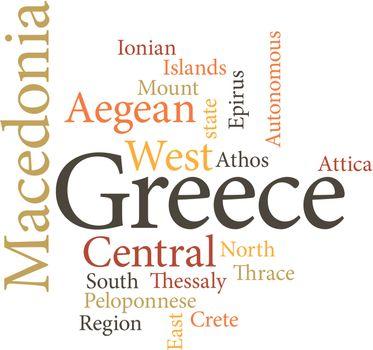 regions of greece