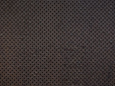 perforated metal texture background