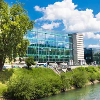 Institute of Oncology Ljubljana, Slovenia.