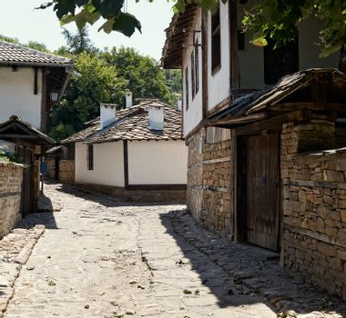 Street in old Lovech