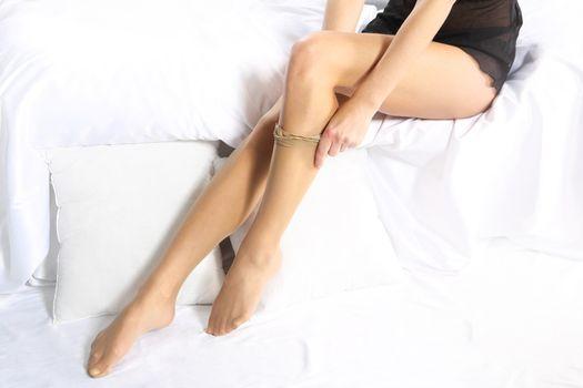 Application stockings