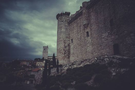 Stronghold, Medieval castle, spain architecture
