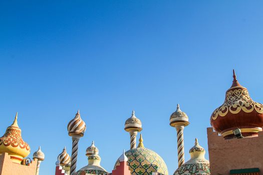 Cairo towers