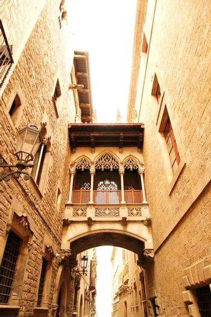 Gothic Architecture in Barcelona