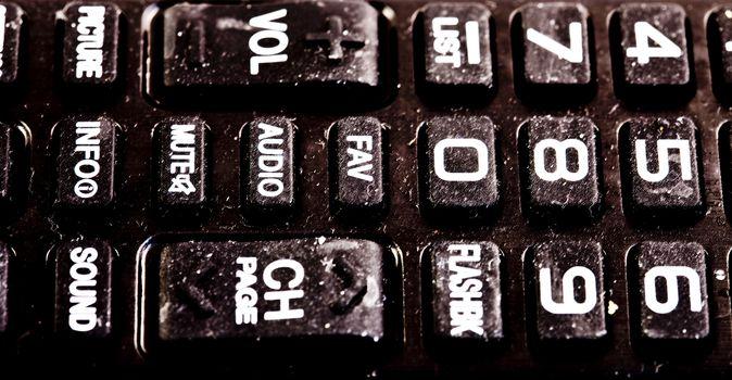 Close Up TV remote
