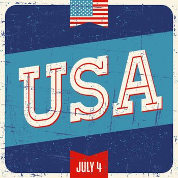 US Independence Day Design