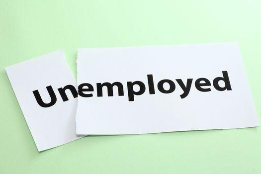 Unemployed vs employed