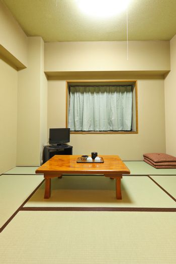 Traditional japanese style home, Tatami