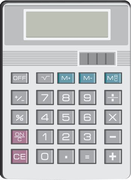 Calculator for simple arithmetic