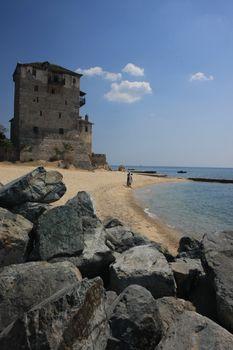 Beach,Uranopolis,Chalkidiki peninsula,Greece
