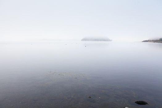 Smog lake
