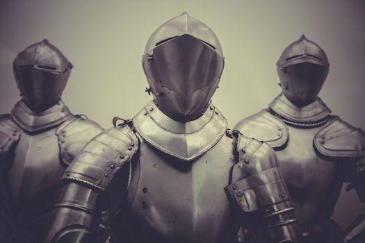 Crusader, Medieval iron armor, Spanish armada