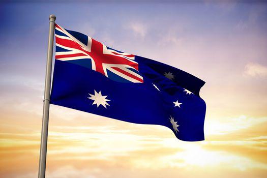 Australia national flag