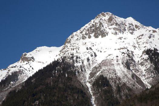 Alps in winter - 17
