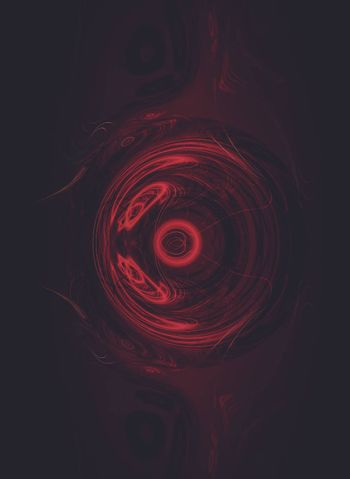 abstract hell, Creative design background, fractal styles with color design