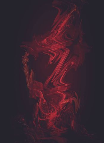 Fire , Creative design background, fractal styles with color design