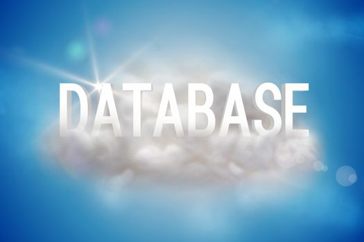 Database on a floating cloud