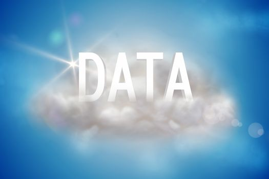 Data on a floating cloud