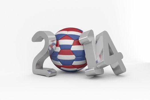 Netherlands world cup 2014