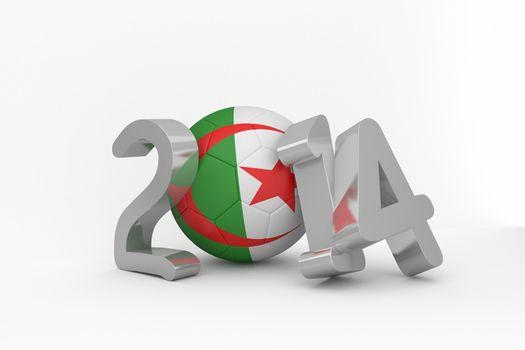 Algeria world cup 2014