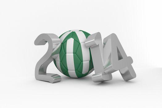 Nigeria world cup 2014