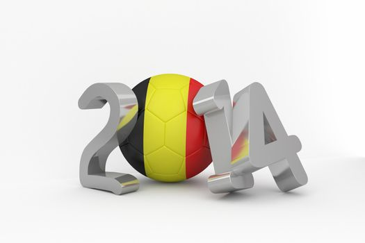 Belgium world cup 2014