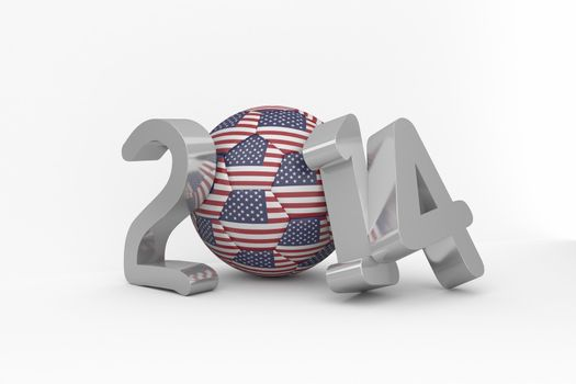 America world cup 2014