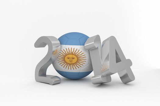 Argentina world cup 2014