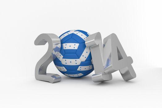 Honduras world cup 2014