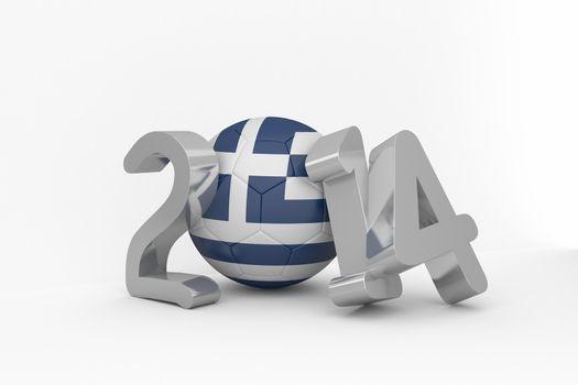 Greece world cup 2014
