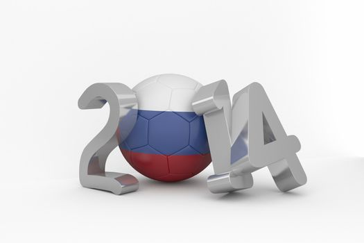 Russia world cup 2014