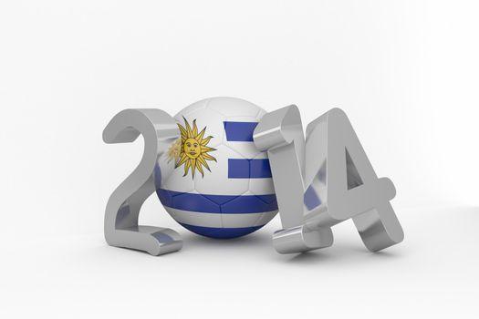 Uruguay world cup 2014