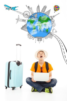 surprising traveler to watch up a worldwide travel landmark