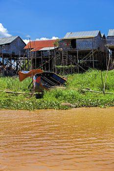 Cambodian everyday life