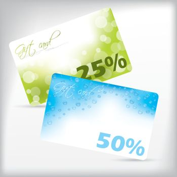 Cool gift cards with discounts