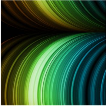 Fully editable colorful abstract background, EPS 8 vector file included