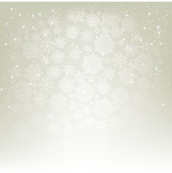 Elegant christmas background with copy space. EPS 8 vector file included