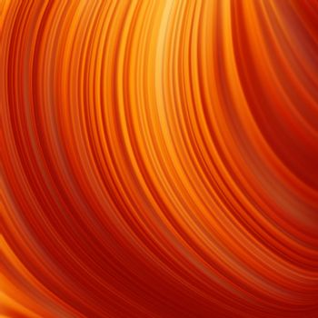 Abstract glow Twist background with fire flow. EPS 8 vector file included