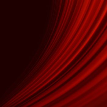 Red smooth twist light lines background. EPS 10 vector file included