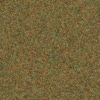 Vintage polka rosette texture. EPS 8 vector file included